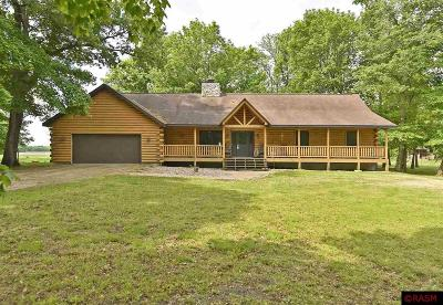 Blue Earth County, Le Sueur County, Rice County, Steele County, Waseca County Single Family Home For Sale: 46914 201st Avenue
