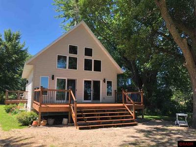 Madison Lake Single Family Home For Sale: 2610 Crystal Cove Road