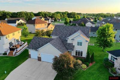 Blue Earth County, Le Sueur County, Rice County, Steele County, Waseca County Single Family Home For Sale: 129 Joshua Court