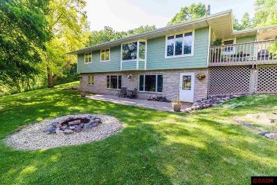 Blue Earth County, Le Sueur County, Rice County, Steele County, Waseca County Single Family Home For Sale: 49750 Hilltop Lane