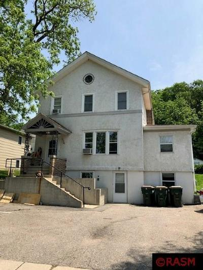 Blue Earth County, Le Sueur County, Rice County, Steele County, Waseca County Multi Family Home For Sale: 306 James Avenue