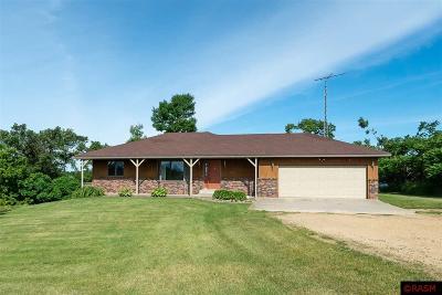 Blue Earth County, Le Sueur County, Rice County, Steele County, Waseca County Single Family Home For Sale: 42293 E Elysian Lake Road