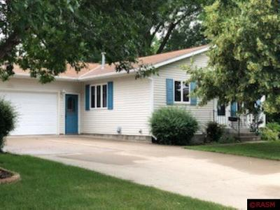 New Ulm Single Family Home For Sale: 1327 S German