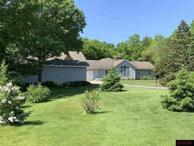 Le Sueur Single Family Home For Sale: 142 Woods