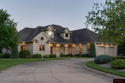 Single Family Home For Sale: 1409 S Squirrels Nest Road