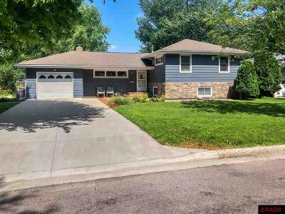 St. Peter Single Family Home For Sale: 521 Capitol Drive