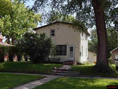 Single Family Home Contngnt-Home Inspection: 110 S Webster Street