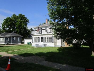 Le Sueur Single Family Home For Sale: 108 N 5th Street
