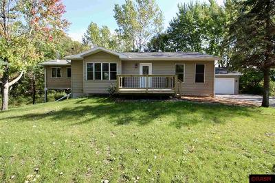 St. Peter Single Family Home For Sale: 36158 Boyd Drive