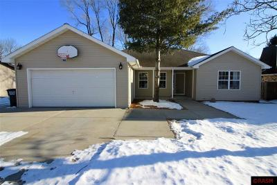 St. Peter Single Family Home For Sale: 1729 Riggs Road
