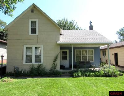 New Ulm Single Family Home For Auction: 1610 N Jefferson Street