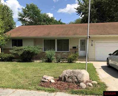 St. Peter Single Family Home For Sale: 715 N Minnesota Avenue