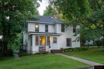 St. Peter Single Family Home For Sale: 508 W Elm Street