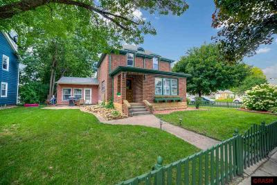 Single Family Home For Sale: 628 N Broad St