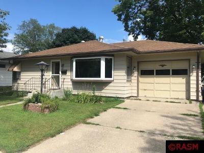 St. Peter Single Family Home For Sale: 1013 N Washington Avenue