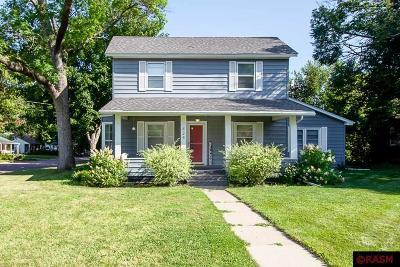 Single Family Home For Sale: 424 Moreland Avenue