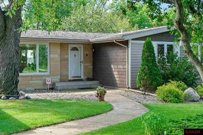Madison Lake MN Single Family Home For Sale: $639,900