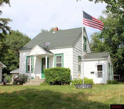 New Ulm Single Family Home For Sale: 519 S Franklin