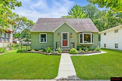 Single Family Home For Sale: 1621 N 2nd Street