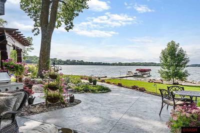 Single Family Home For Sale: 728 Tetonka View Drive