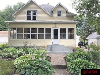 Mankato Single Family Home For Sale: 1503 N 5th Street