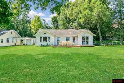 Single Family Home For Sale: 4118 Hillside Lane