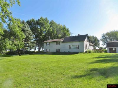 Blue Earth County, Le Sueur County, Nicollet County Single Family Home For Sale: 16859 State Highway 22