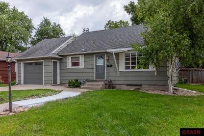 Mankato MN Single Family Home For Sale: $174,900