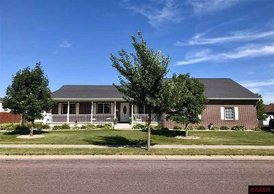 Mankato MN Single Family Home For Sale: $321,000