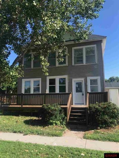 St. Clair MN Single Family Home For Sale: $174,900
