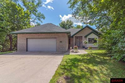 Blue Earth County, Le Sueur County, Nicollet County Single Family Home For Sale: 314 W St Julien Street