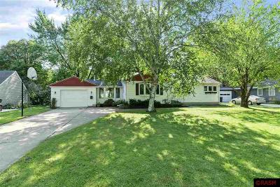 Single Family Home For Sale: 116 Ridgely Road