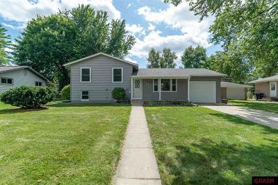 Mankato MN Single Family Home For Sale: $198,000
