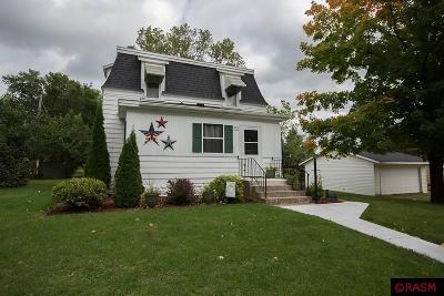 Mapleton MN Single Family Home For Sale: $129,500