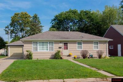Mankato MN Single Family Home For Sale: $179,900