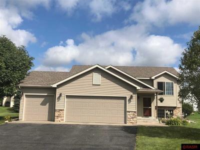 North Mankato MN Single Family Home For Sale: $264,900