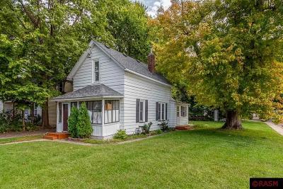 North Mankato MN Single Family Home For Sale: $119,000
