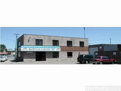 Crystal, Golden Valley, Minneapolis, Minnetonka, New Hope, Plymouth, Robbinsdale, Saint Louis Park Commercial Sold: 4640 N Lyndale Avenue