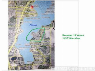 Residential Lots & Land Sold: 10 Pickerel