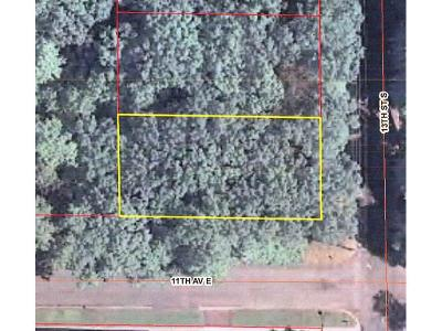 Menomonie Residential Lots & Land For Sale: Lot 4 11th Ave & 13th St S