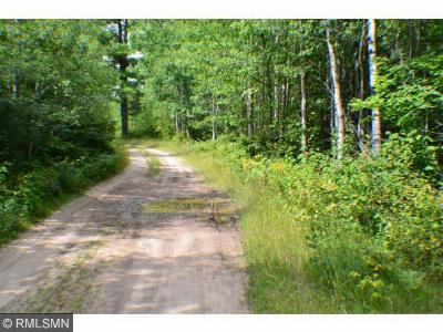 Aitkin Residential Lots & Land For Sale: Xxx Ross Lake Twp