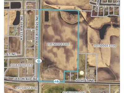 Albertville Residential Lots & Land For Sale: Xxxx Labeaux Avenue NE