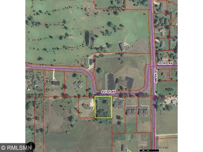 Menomonie Residential Lots & Land For Sale: Xxx 451st Ave
