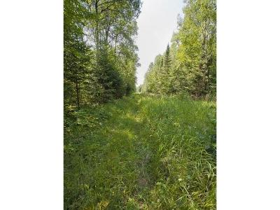 Hibbing, Chisholm Residential Lots & Land For Sale: Tbd O'rourke Road