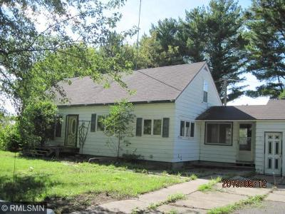 Aitkin MN Single Family Home Sold: $65,000