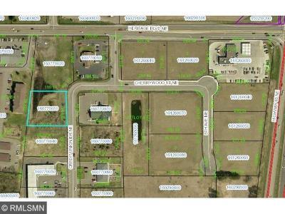 Isanti Residential Lots & Land For Sale: 3xx Credit Union Drive NE