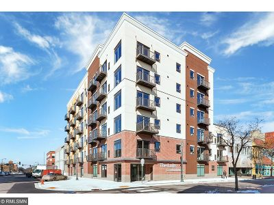 Condo/Townhouse For Sale: 523 West St. Germain Street #607
