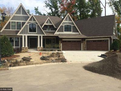 Plymouth Single Family Home Sold: 5450 Black Oaks Lane N