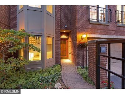 Minneapolis Condo/Townhouse Sold: 192 Bank Street SE