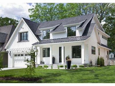 Edina Single Family Home Sold: 4629 W 56th Street